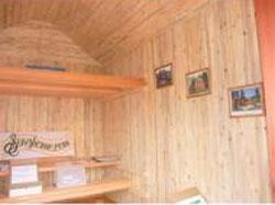 Mini RV loft