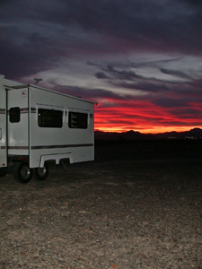 BOONDOCKING_Quartzsite