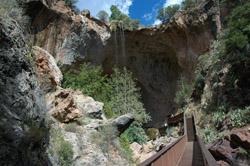 Tonto Natl Bridge overview