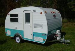 Scotty pup trailer