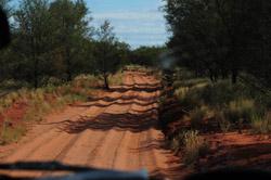 OBT 6a 4WD to Lambert Ctr