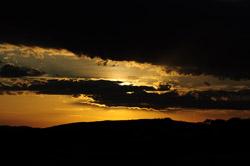 OBT 6a sunset