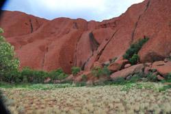 OBT 7 Uluru frt close up