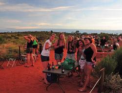 OBT 7 Uluru sunset ritual