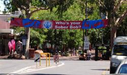 Signs Sober Bob