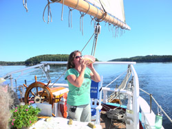 IE Capt Brenda conch