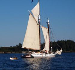 IE moored