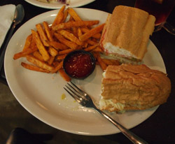 Natchez Food Breades Poboy