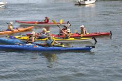 ME Kayak group MB