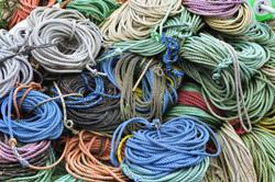 Monhegan sights ropes