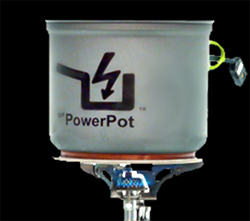 Power pot