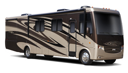 Newmar Canyon Star 3911 accessible