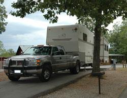 NH at Loretta Lynn campground