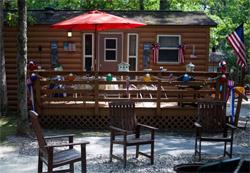 Park model cottage