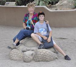 Desert museum J & Chris
