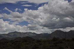 Biosphere Catalina clouds
