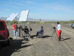 CBS Film crew 1