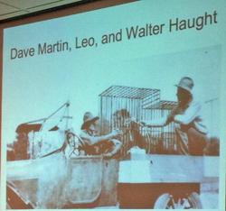 Leo the Martin & Haught