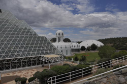 Biosphere front