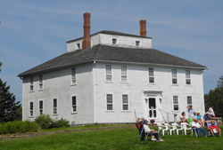 Colonial Pemaquid_Frt house