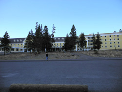 YNP1 Lake Hotel