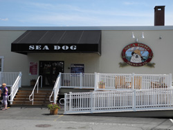 Maine - Sea Dog Brewery