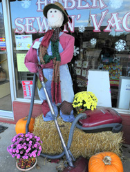Scarecrows Sew & Vac