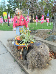 Scarecrows court house