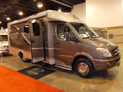 CO RV Show 2 Leisure van