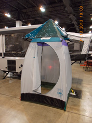 CO RV Show 2 tent