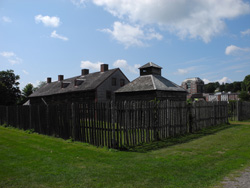 Maine - Old Fort Western