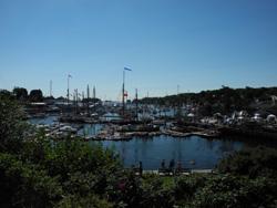 Maine - Camden Windjammer Festival