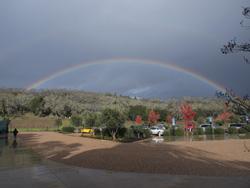 Alex Valley rainbow