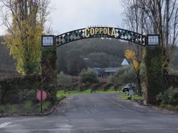 Alex Valley Coppola sign