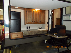 KC RV side kitchen Sprinter