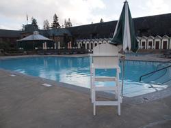 Alex Valley Coppola pool