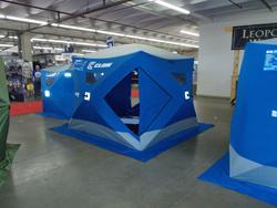 DEN Clam tent