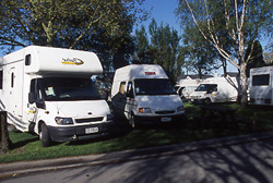 Christchurch RV park