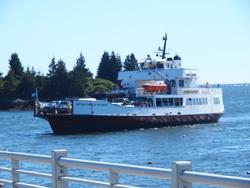 Vinalhaven ferry