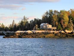 PWSA cruise_island house