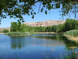 Dead Horse State Park_lagoon3