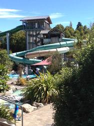 Hanmer Hot Springs- slide
